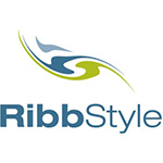 Ribbstyle logo partner of DDC